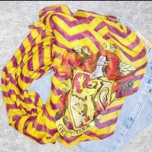 Gryffindor Harry Potter scarf